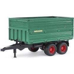 Vagn Welger till Bruder traktorer