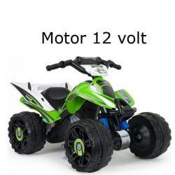 EL ATV Kawasaki ATV 12 volt Injusa