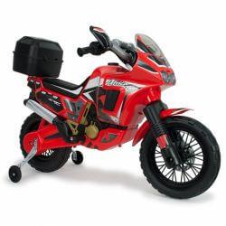 Motorcykel Barn Honda Africa Twin 6 volt