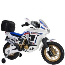 Motorcykel Barn Honda Africa twin top case 6 volt Injusa
