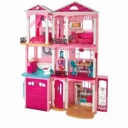 Dockskåp Barbie Dream House Mer information kommer snart.