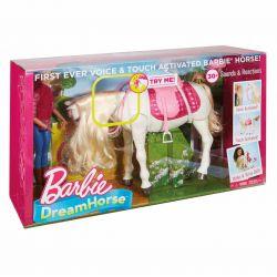 Barbie drömhäst med barbiedocka Mattel Mer information kommer snart.