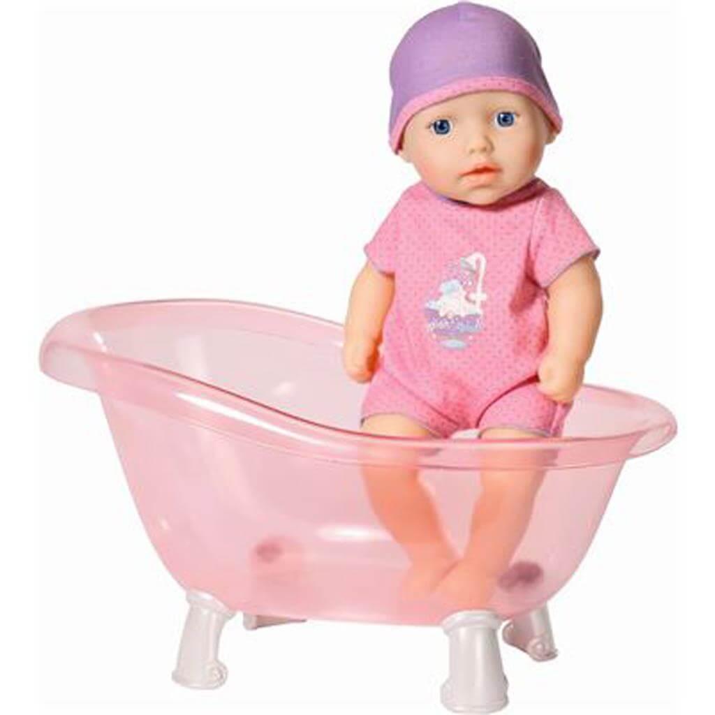 Baby Annabell My First Baddocka med badkar Zapf Creation