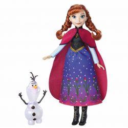 Docka Disney Frozen Northern Lights Anna Mer information kommer snart.
