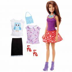 Barbiedocka mode Mer information kommer snart.