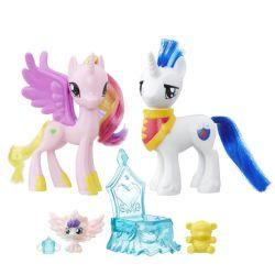 My Little Pony Princess Cadance Shining Armor Friendsset Mer information kommer snart.