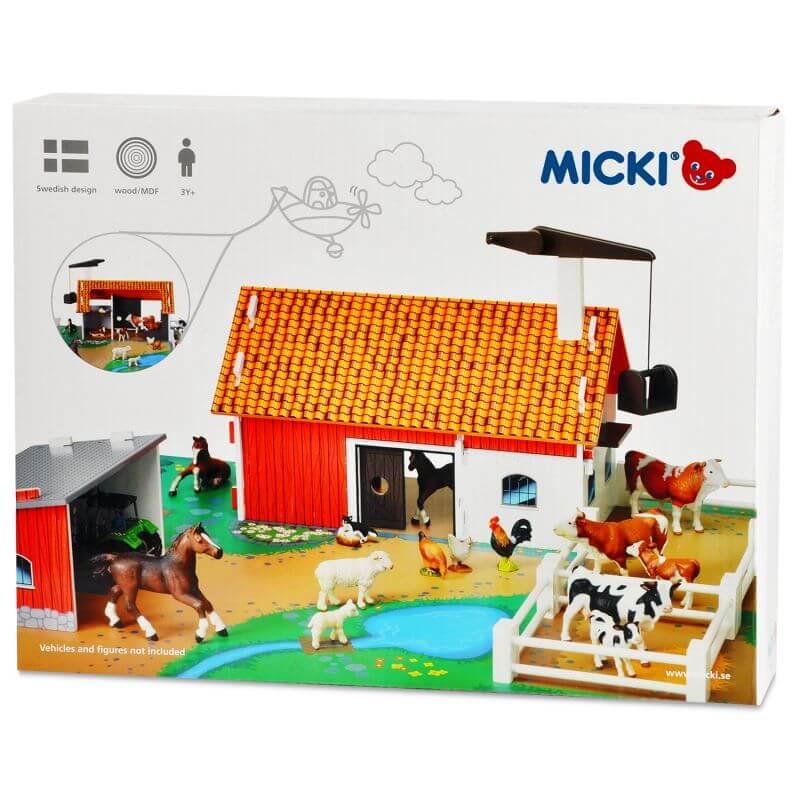 Micki Lantgård för bondgårdsdjur från Schleich a6401bc6527ad