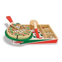 Pizza i trä Lekaksmat Melissa & Doug