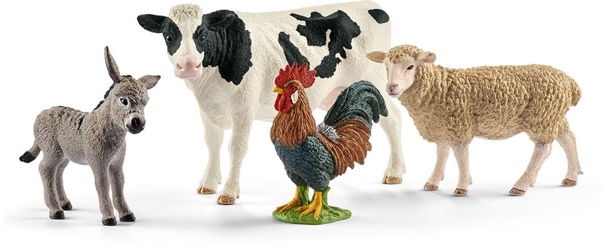 Schleich Farm world Startsats 42385