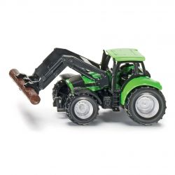 Siku Traktor Blister DEUTZ AGROTRON timmergrip