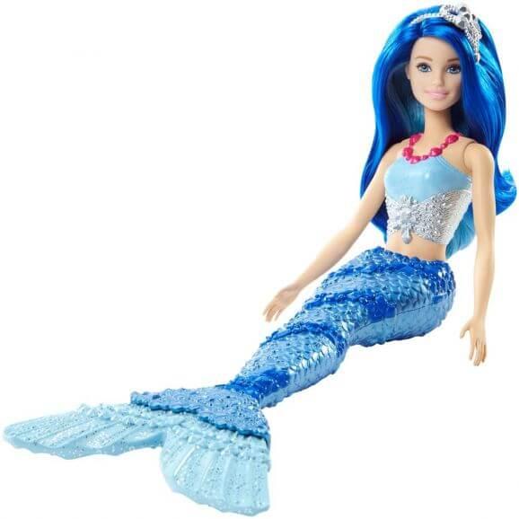 Barbie Dreamtopia Sjöjungfru
