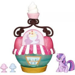 My Little Pony Friendship Is Magic Collection Ice Cream Stand