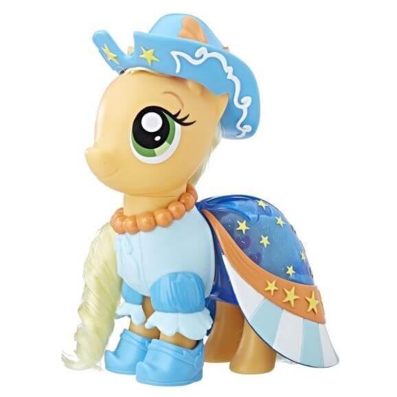 My Little Pony Jitterbug Fashion Pony Applejack