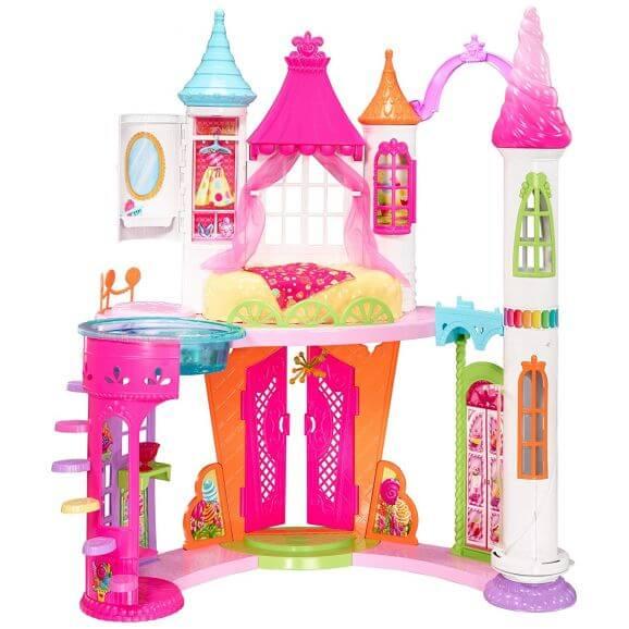 Mattel Barbie Dreamtopia Sweetville Kingdom Castle