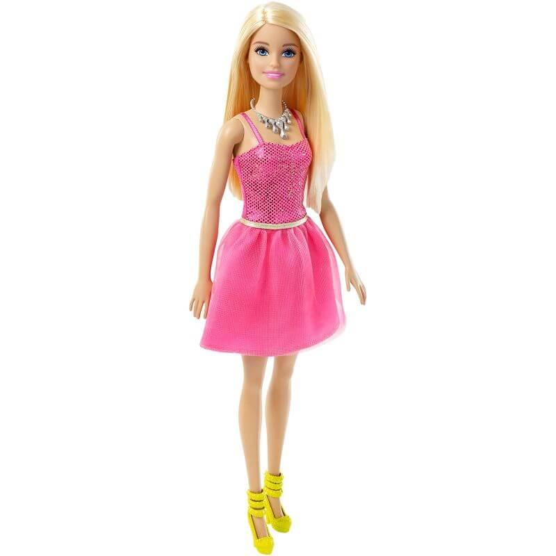 Klänning till en barbie docka