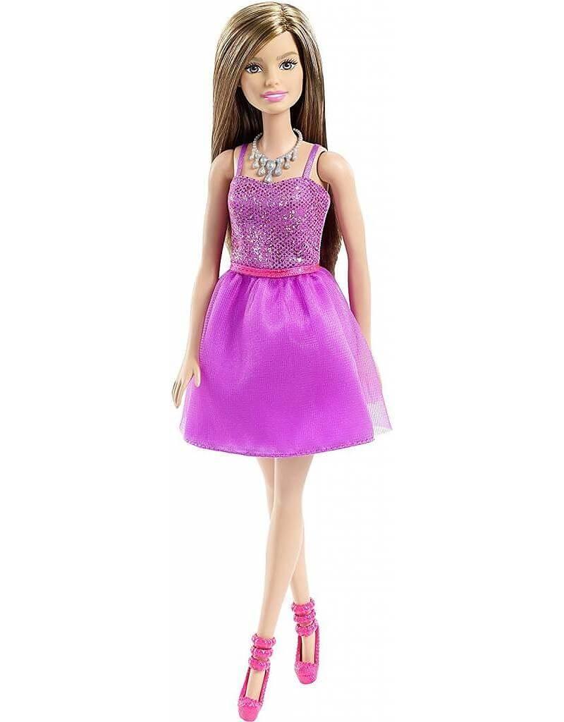 Barbie Docka Glitz Lila DGX81