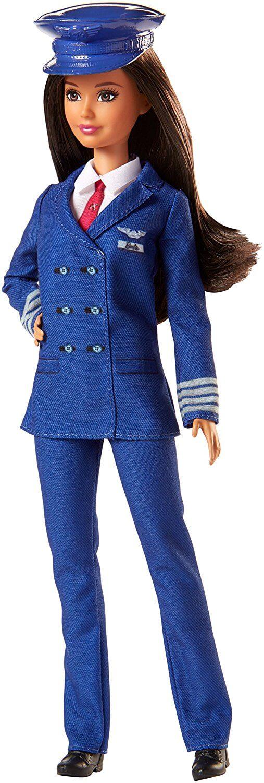 Barbie Pilot Docka FJB10