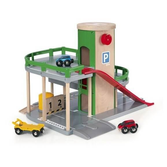 BRIO R&R Parkingshus