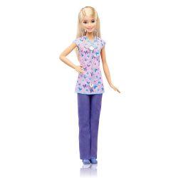 Barbie Docka Nurse Sjuksköterska