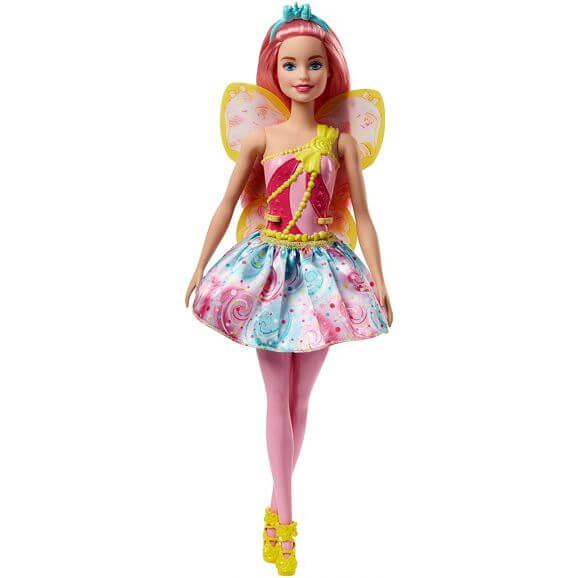 Barbie Dreamtopia Sweetville Fairy Doll FJC88