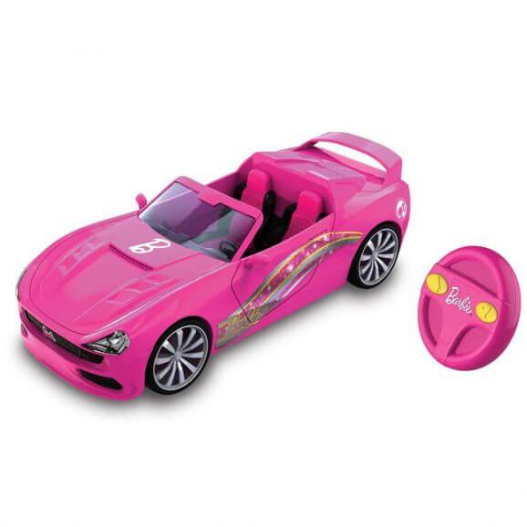 Nikko Barbie Rc Convertible