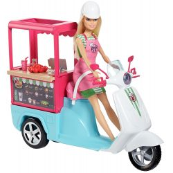 Barbie Bistro Moped Car PK2