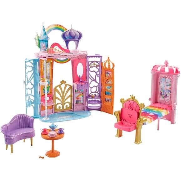 Barbie Portable Castle