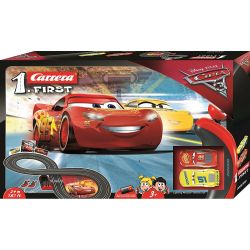 Carrera First Cars 3 Bilbana 240 cm