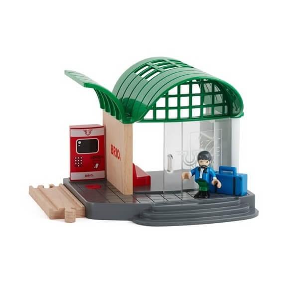 BRIO tågstation
