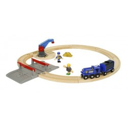 BRIO Polis Transport Set 33812