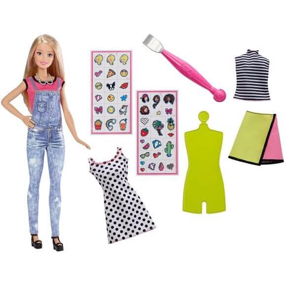 Barbie D.I.Y. Emoji Style Mattel