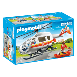 Playmobil Ambulanshelikopter 6686