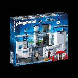 Playmobil Polisstation med Fängelse 6919