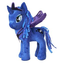My Little Pony Blå Feature Wings Plush Princess Luna 33 cm
