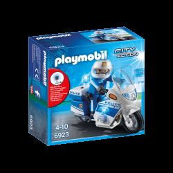 Playmobil Polis på Motorcykel 6923