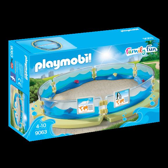 Playmobil Akvarium Bassäng 9063