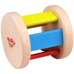 Skallra leksak i trä Tooky Toy