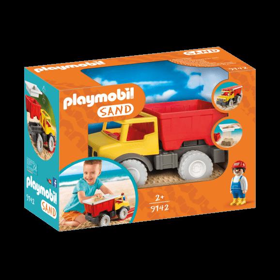 Playmobil Anläggningsbil 9142