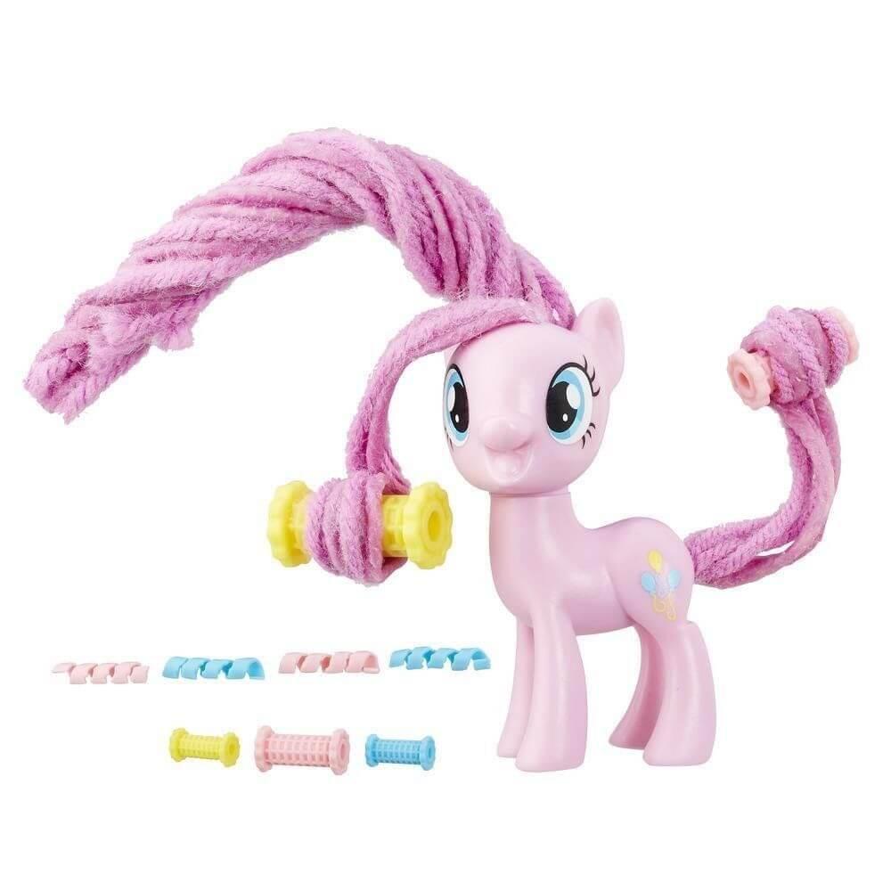 My Little Pony Twisty Twirly Hairstyles Pinkie Pie B9618