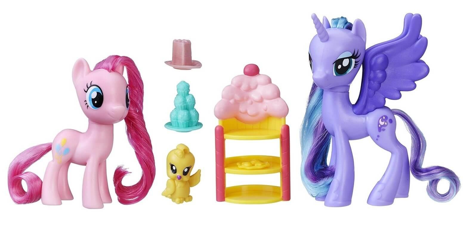 My Little Pony Pinkie Pie & Princess Luna Sweet Celebration Set