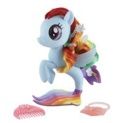 My Little Pony Glitter & Style Seapony Rainbow Dash