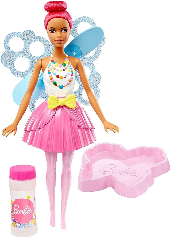 Barbie Dreamtopia Bubbletastic Fairy Doll DVM96