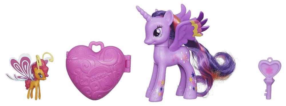 My Little Pony Princess Twilight Sparkle & Sunset Breezie