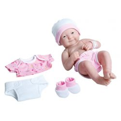 Doll Set Nursery Doll La Newborn 36 CM