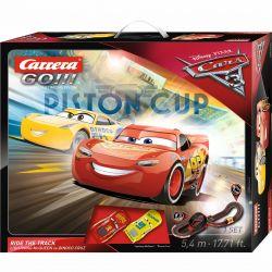 Carrera GO Disney Cars 3 Ride the track loop