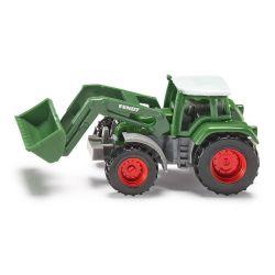 Siku Traktor Fendt med frontlastare 1:87