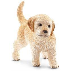 Schleich Hund Golden Hundvalp 16396