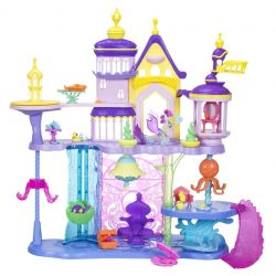 My Little Pony The Movie Canterlot & Seaquestria Playset