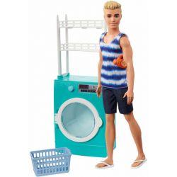 Barbie Ken Tvättstuga Lekset FYK52