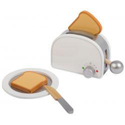Jouéco® - Wooden toaster